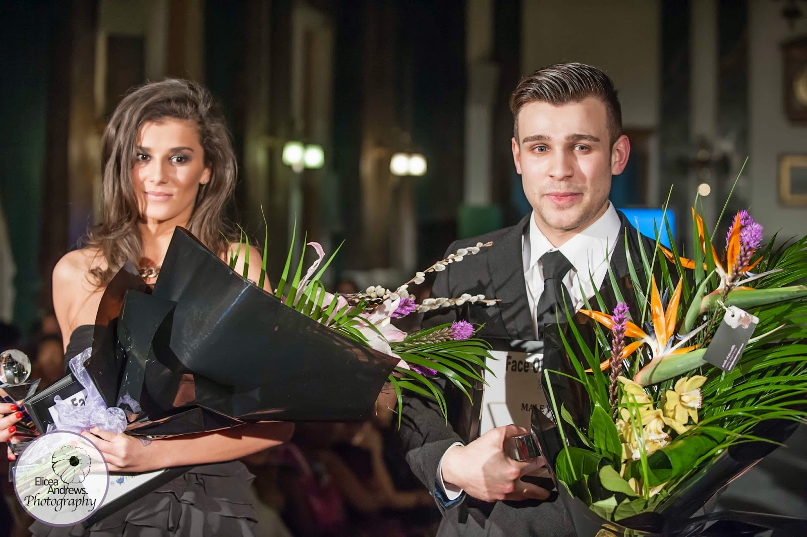 Face of The World Winners at BHMFW