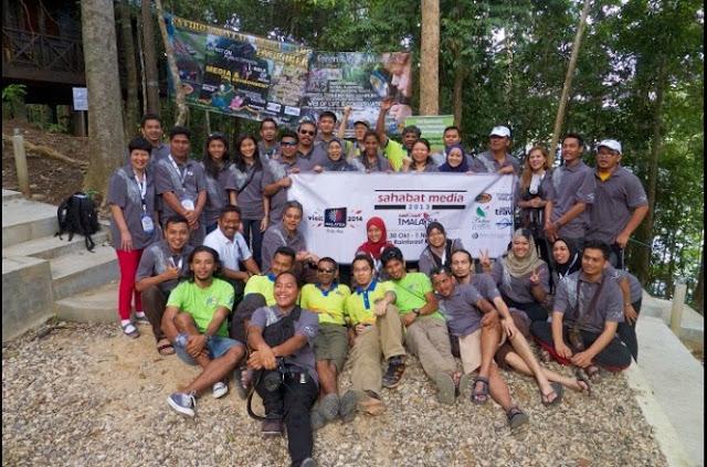 Bersatu Dengan Alam Rimba Belum | Sahabat Media CC1M