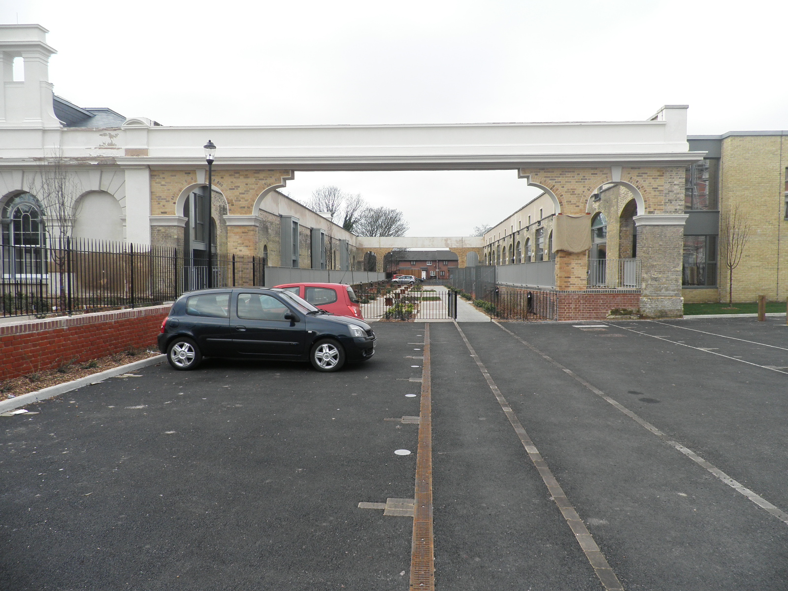 Gosport Station car park