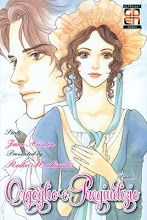 Il primo volume del manga di Orgoglio e pregiudizio è disponibile in tutte le fumetterie!!!
