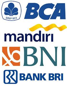 PEMBAYAN PILIH SALAH SATU BANK