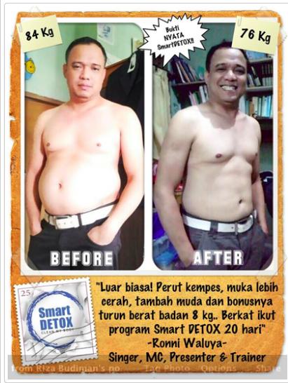 ingin turun berat badan?