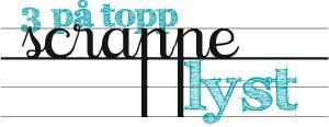 Sept 2016, Topp 3