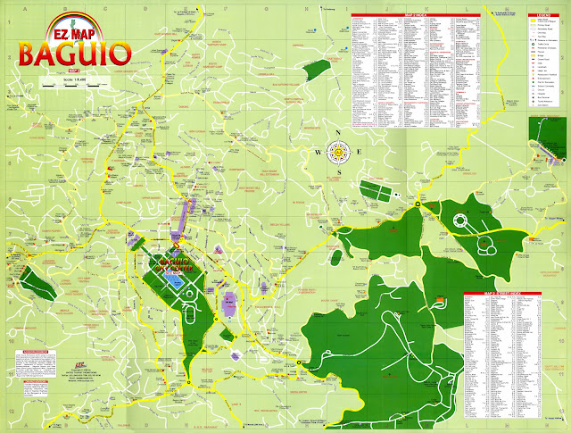 Baguio City map, BANAUE – BATAD – SAGADA – BAGUIO TRIP, baguio map, map baguio, around baguio, baguio directions