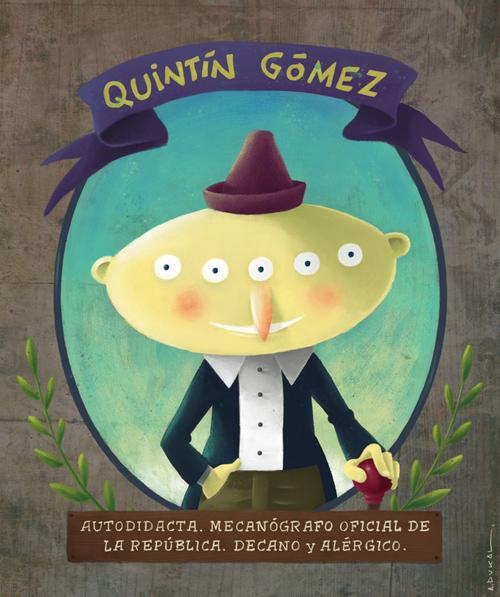 Alex Dukal - Quintín Gómez