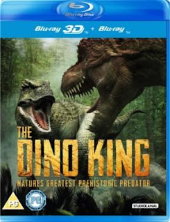 The Dino King (2012) BRRip 600MB MKV