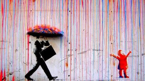 Bailar bajo la lluvia