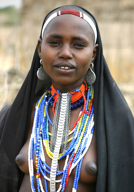 African Tribal Women Arbore - people from ethiopia