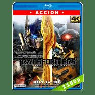 Transformers 3: El lado oscuro de la Luna (2011) 4K Audio Dual Latino-Ingles