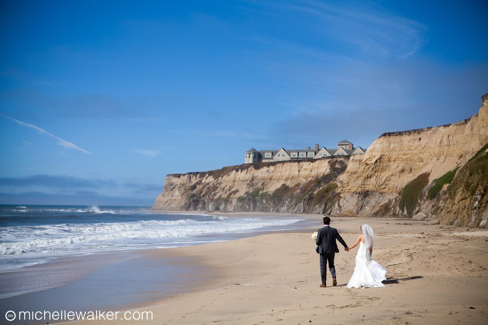 Ritz Carlton Half Moon Bay Wedding