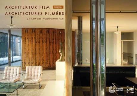 Architectures filmées