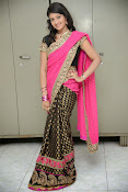 Sandeepthi Gorgeous in Designer Saree-thumbnail-3