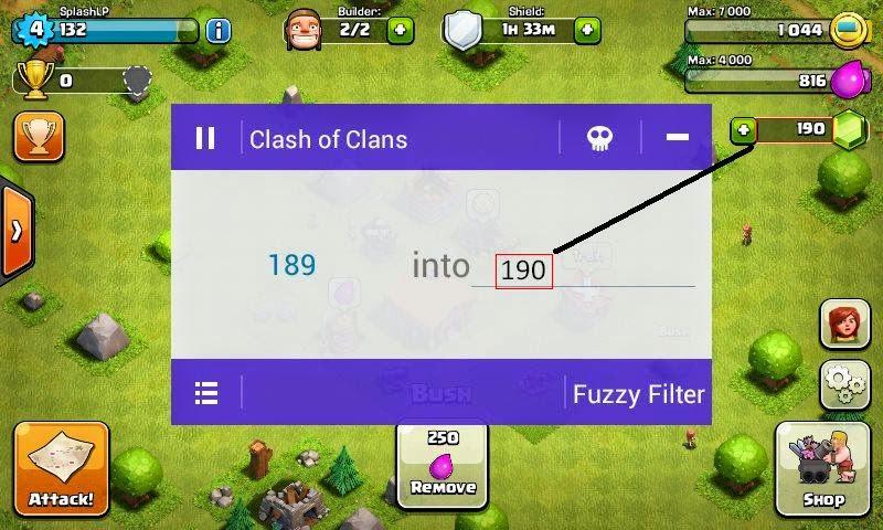 Взломанный Clash of Clans v [Много денег] - Android Mod hack, чит