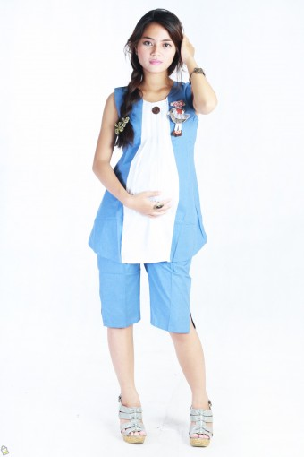 New Maternity Clothes Model 2013