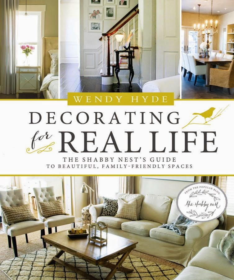 My Book:  Decorating For Real Life
