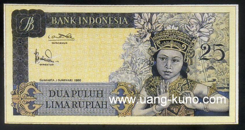 Uang Kuno 71 Uang Super Langka