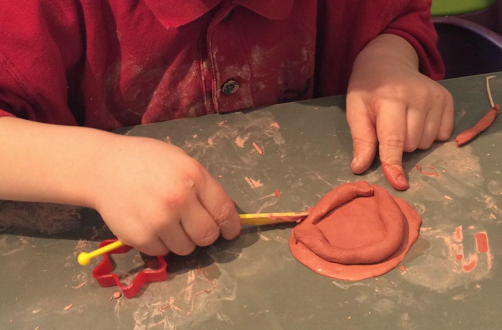 poterie enfants