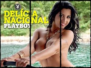 Karine Camargo Nua Na Playboy