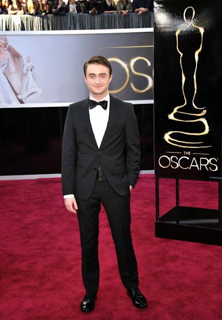 Daniel Radcliffe Oscar 2013