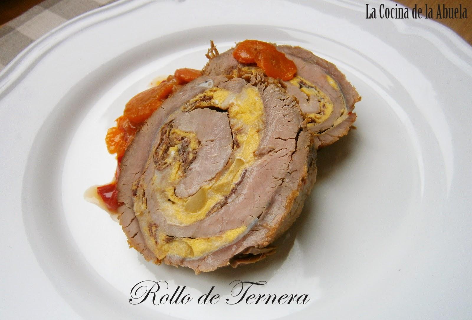 Rollo de Carne, de Ternera