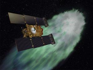 Pesawat Pemburu Komet Tutup Usia
