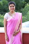 Swathi Dazzling in Pink saree-thumbnail-19