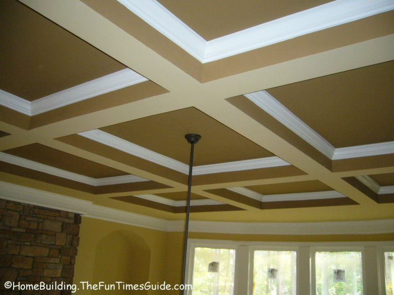Design CEILINGS Materials