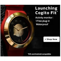 Buy COGITO Fit Smartwatch at Rs. 5799 : Buytoearn