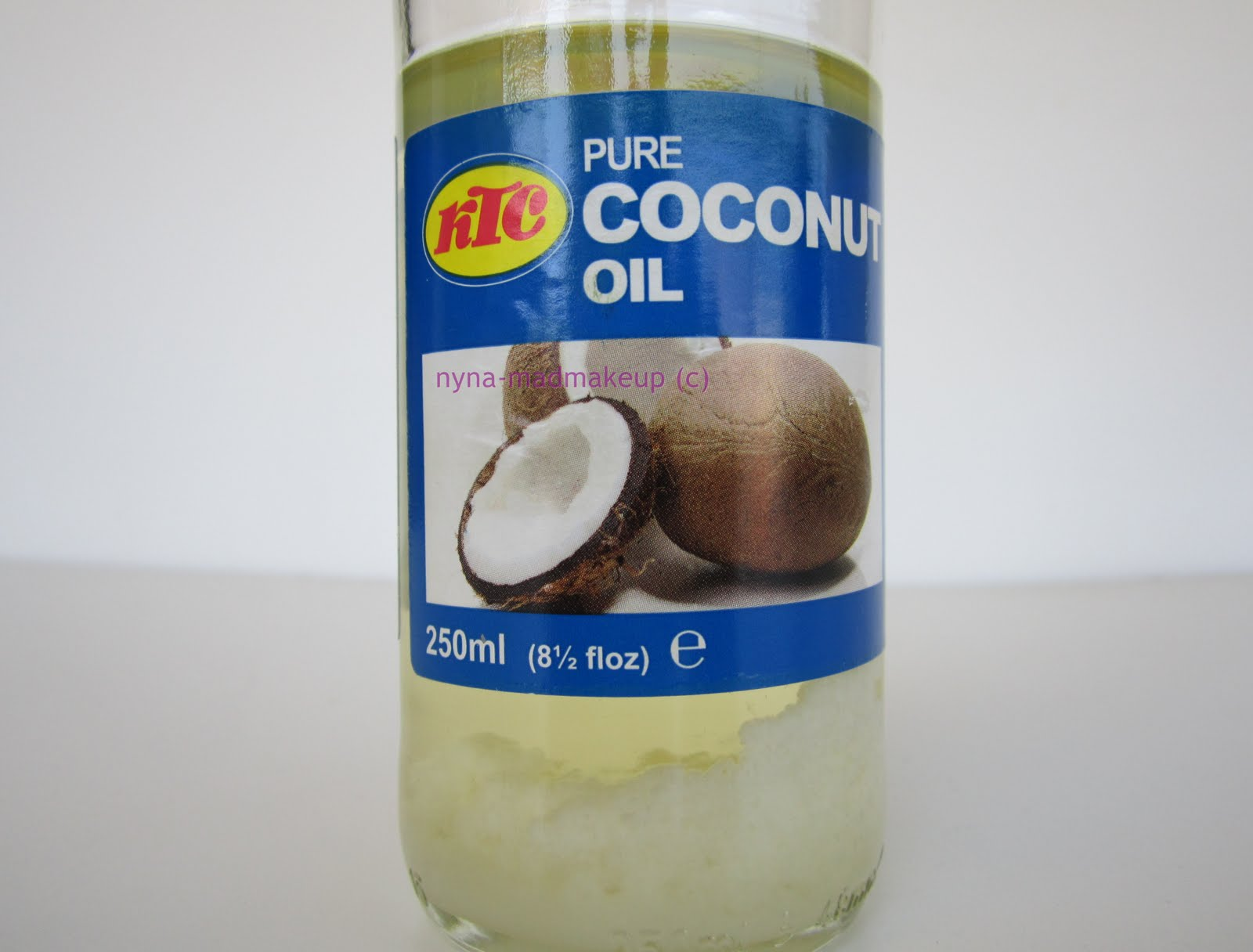 Siccome è spesso possibile usare lolio di capelli di cocco