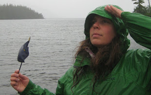 Katy Salutes Alaska