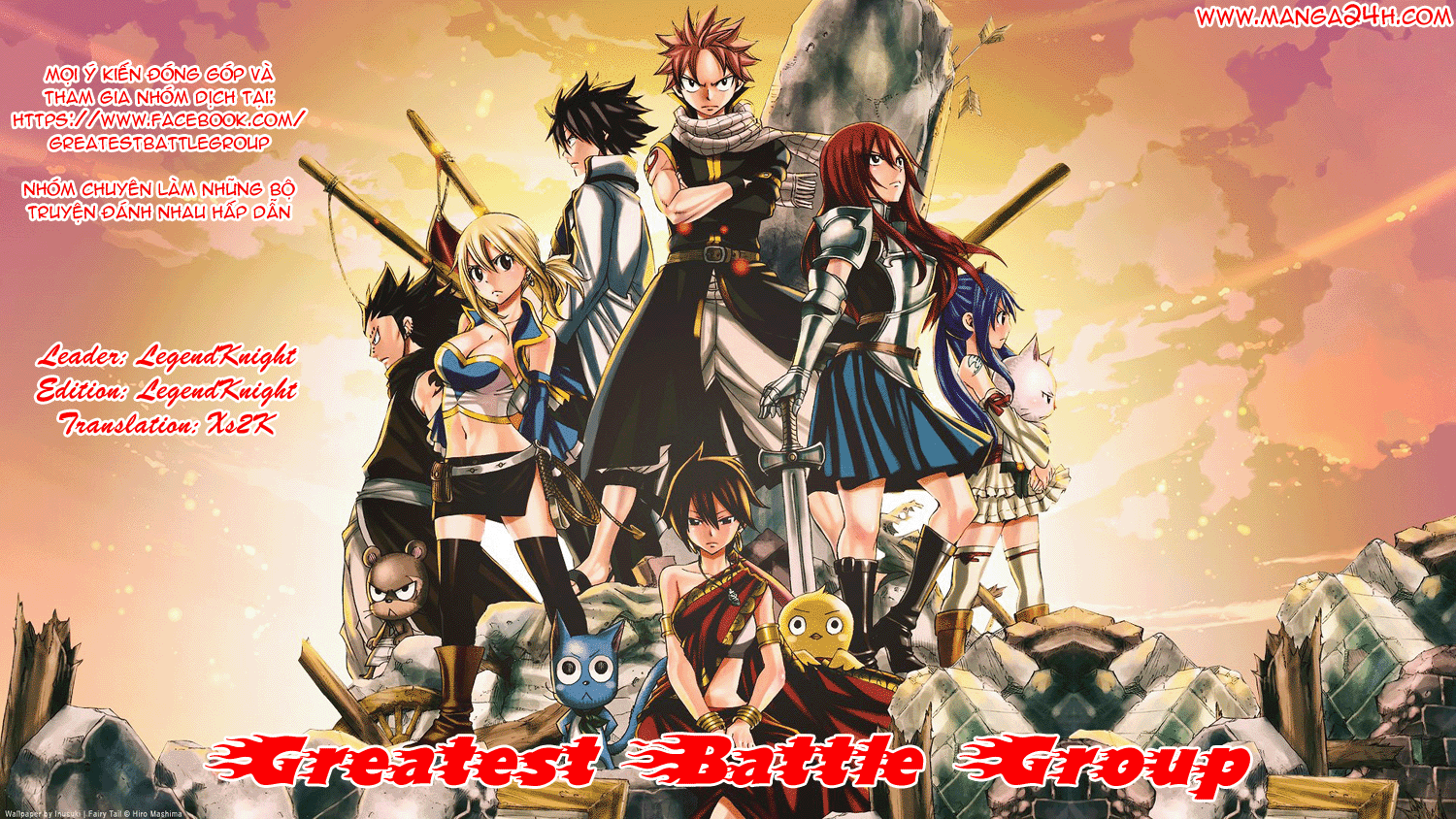 Fairy Tail the Movie: Priestess of The Phoenix - The Sunrise Chapter 0 page 0 Congtruyen24h