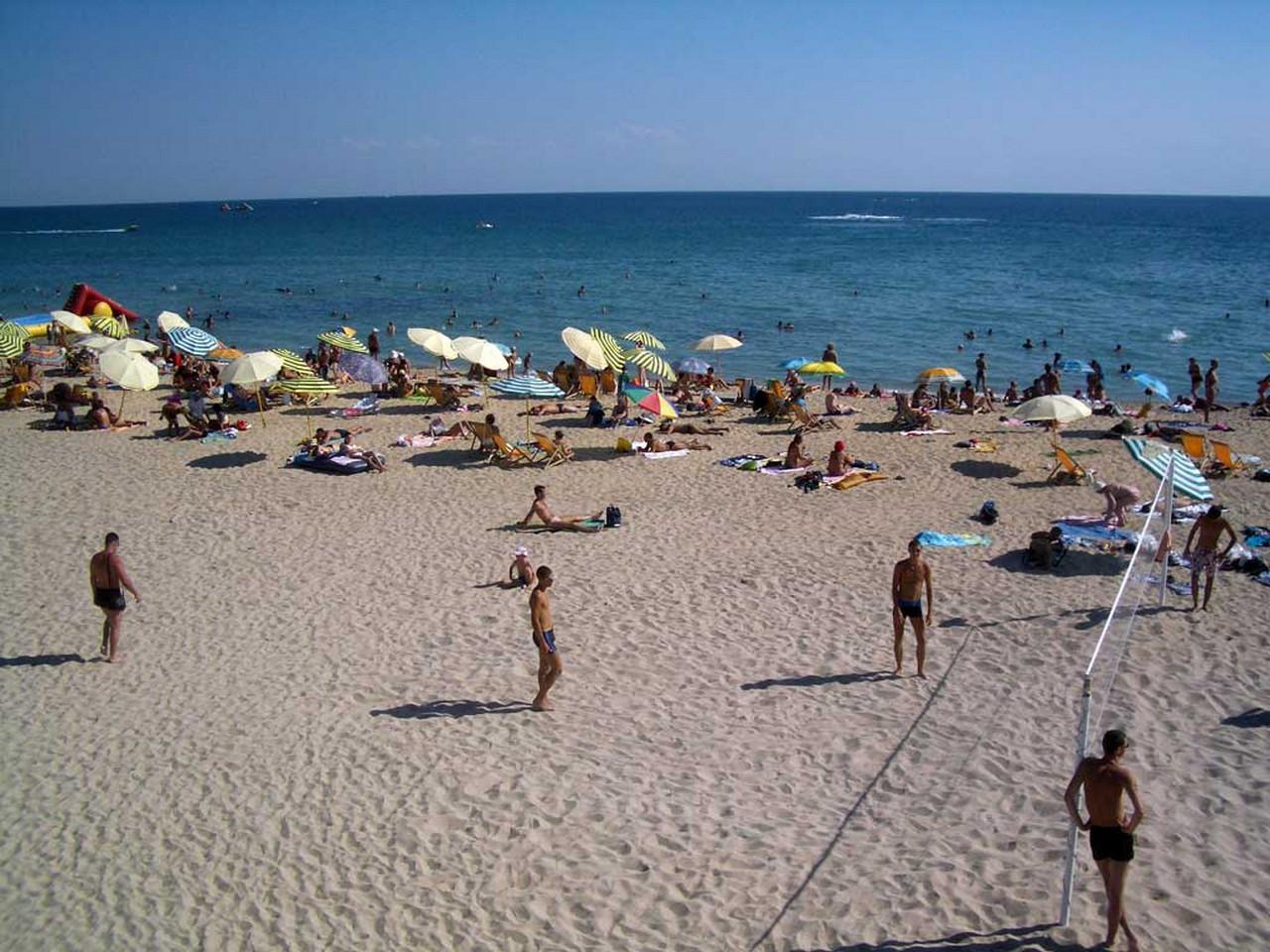 Евпатория фото пляж буревестник