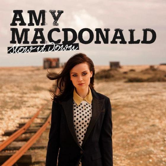 Amy Macdonald Slow It Down