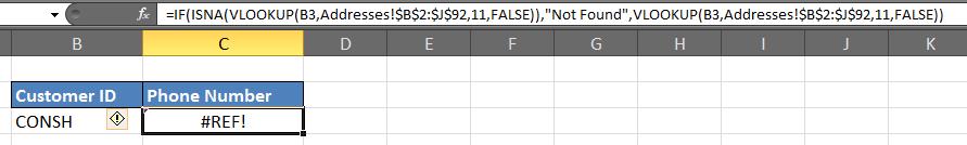 #REF error in large formula