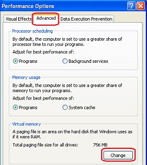 Use Pen Drive as a RAM in Windows XP