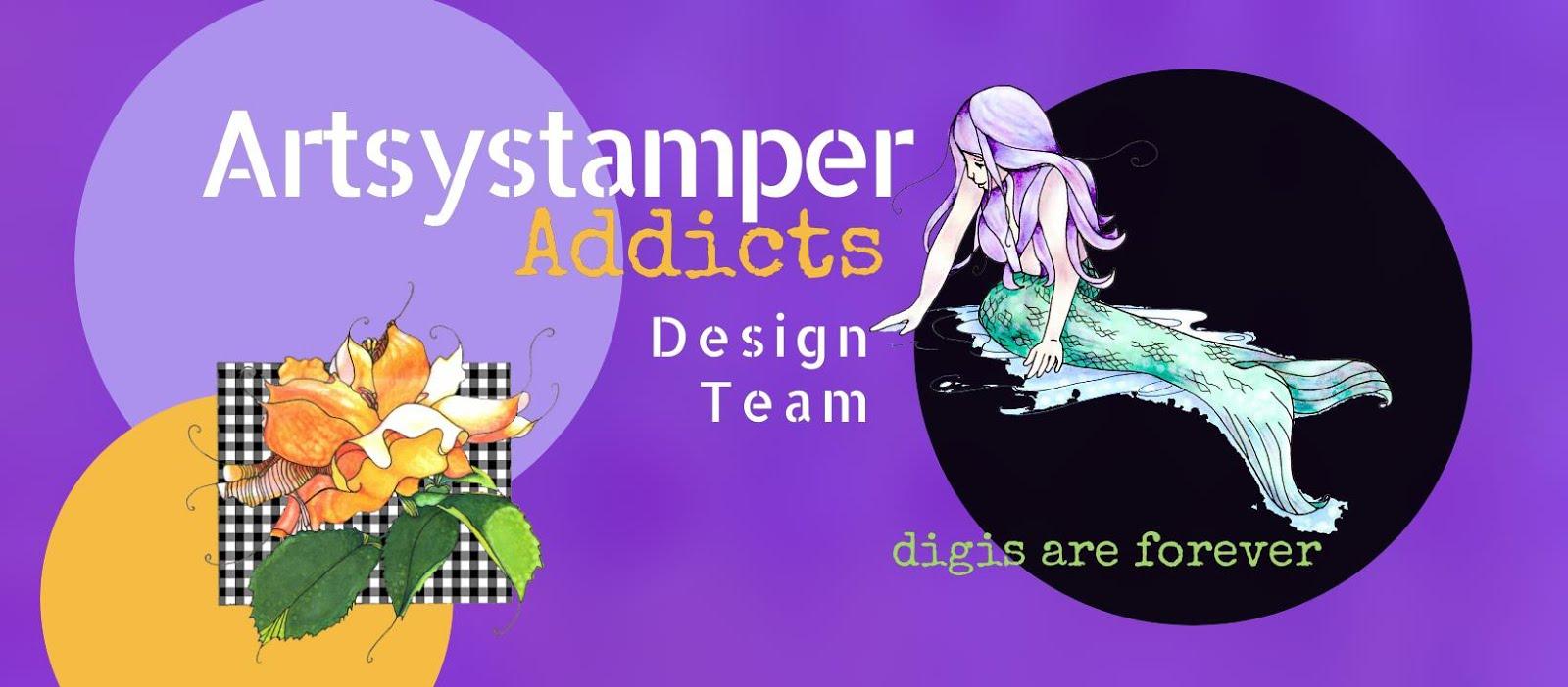 Artsystamper Design Team Member