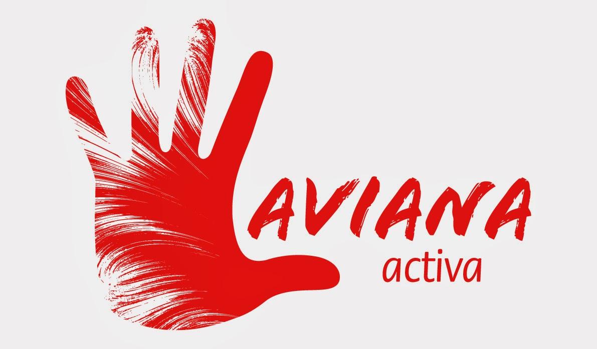 """LAVIANA """"ACTIVA"""" (El Comercio)"""