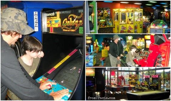 arcade galaga