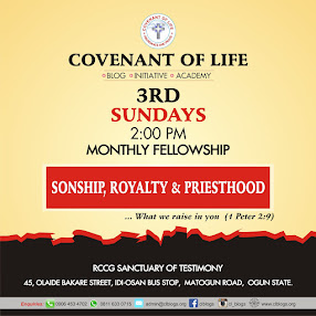 Covenant Life Fellowship (CLF)