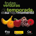 FRUTAS Y VERDURAS MES A MES