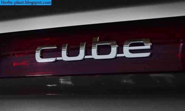 Nissan cube car 2013 logo - صور شعار سيارة نيسان كوبي 2013
