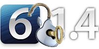 Unlock iOS 6.1.4