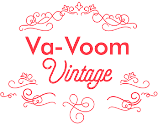 Va-Voom Vintage |  Vintage Fashion, Hair Tutorials and DIY Style