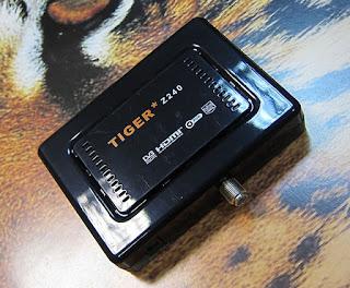 Atualizacao do receptor Tiger Z240 HD V36.97