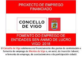 Plan Emprego Municipal Vigo
