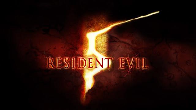 Resident Evil 5 title