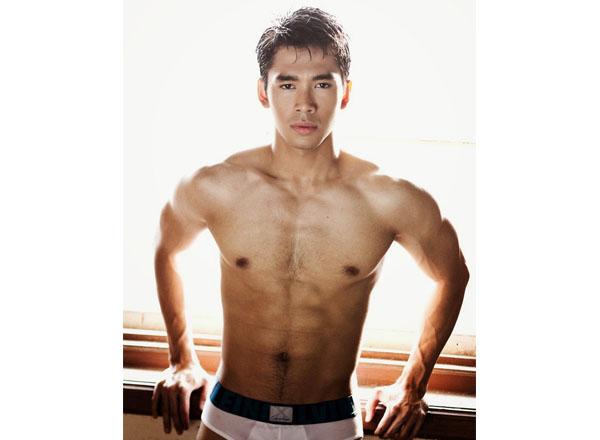 Hunk Pinoy dude