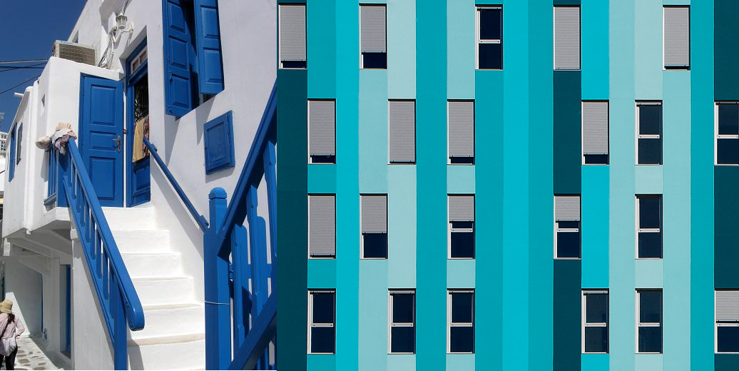 Elije el mejor color para pintar tu casa casas ideas for Colores de pinturas exteriores de moda