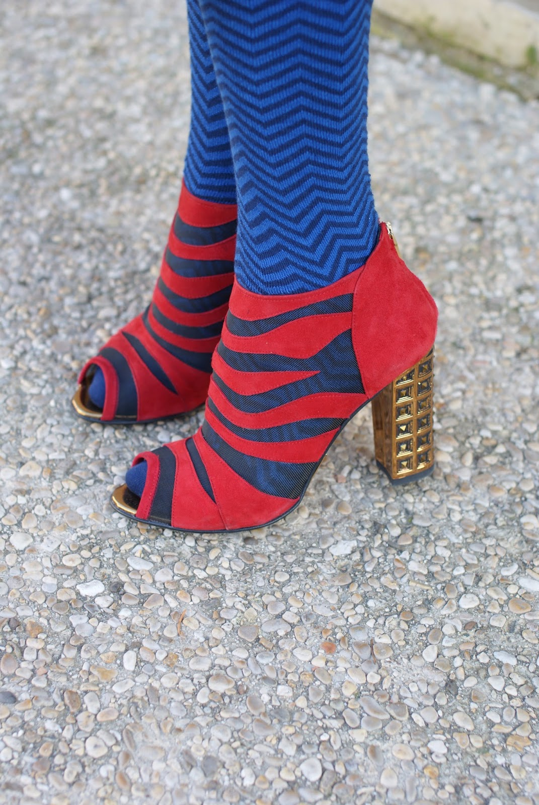 red Roberto Botticelli luxury shoes on Fashion and Cookies fashion blog, fashion blogger style