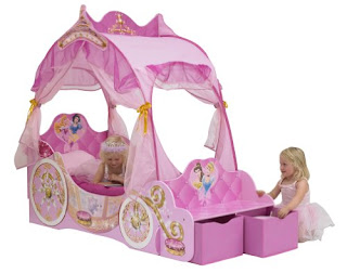 Disney Princess Carriage Bed, Image